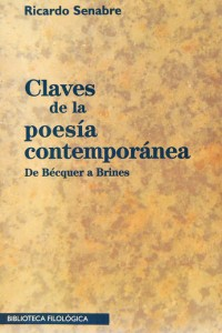 claves de la poesia contemporanea