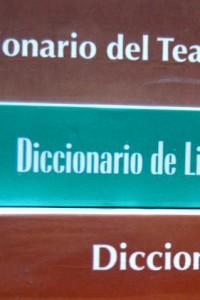 Colección diccionarios