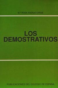 los-demostrativos